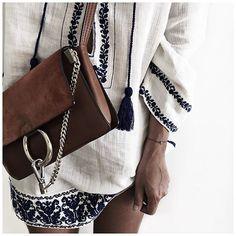 WEBSTA @ audreylombard - Le sac dans le sac : j'avoue j'ai pris 5 sacs en vacances, mais je les porte tous