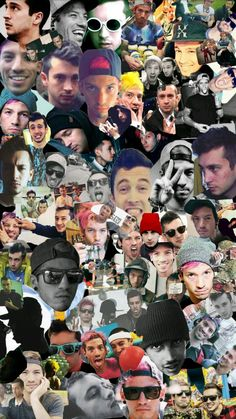 This weird collage of tyjo and jish that I made