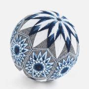 【一点もの】讃岐の手まり 花車 32cm(藍)