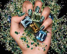 Go Buy Now: Deborah Lippman Jewel Heist Collection | www.theglitterguide.com