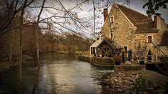 Moulin de  Varennes-Jarcy
