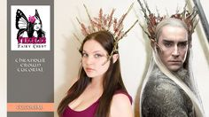 DIY Thranduil Crown Cosplay | Freckles Fairy Chest
