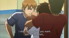 Anime Screen Caps : Ace of Diamond 65- In the Sun Me: (Gif...