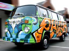 Phish Festival 8 - Volkswagen Van Raflle - The Hippie Shop