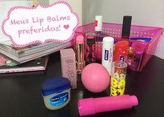 Lip Balms Nivea, Baby Lips, EOS, Loréal e Vaseline | I Love Fashion