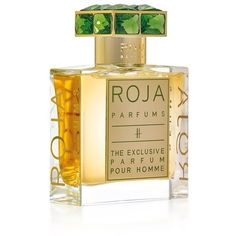 Roja Parfums H Parfum Pour Homme (Perfume, 50ml) ($505) ❤ liked on Polyvore featuring men's fashion, men's grooming and men's fragrance