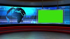 Ad: news tv studio set, virtual green screen background loop Green Background Video, Green Screen Video Backgrounds, Scenery Background, Iphone Background Images, Animation Background, Background Vintage, Green Backgrounds, Studio Background Images, Episode Interactive Backgrounds