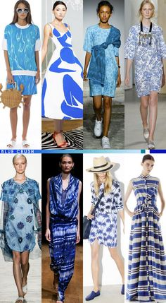 Blue Crush - Spring 2015 Color Roundup | Aaryn West – Surface Design