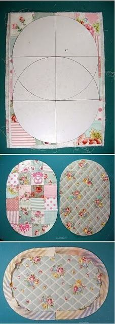 CRAFTS WITH QUIANE - Paps, Molds, EVA, felt, Seams, 3D Fofuchas: Step by step easy necessarie!