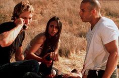 The Fast And The Furious Paul Walker Vin Diesel Michelle Rodriguez Jordana Brewster 05 Paul Walker Family, Paul Walker Movies, Rip Paul Walker, Cody Walker, Letty Fast And Furious, The Furious, Michelle Rodriguez, Vin Diesel, Dominic Toretto