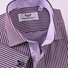 Now available on our store: Purple Electric N... Check it out here! http://b2bshirts.com.au/products/purple-electric-neon-hounds-tooth-twill-formal-business-dress-shirt?utm_campaign=social_autopilot&utm_source=pin&utm_medium=pin #shirts #b2bshirts #mensfashion #fashionshirts #dressshirts #sexy #style