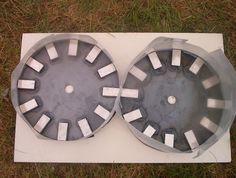 Build the Magnet Disks