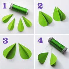 oh... wouldn't these drops be lovely on a Christmas tree? In white or red...