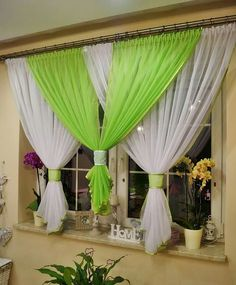 Drapery, Curtains, Wedding Decorations, Shabby Chic, Living Room, Romance, Home Decor, Crafting, Romance Film