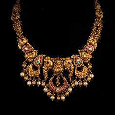 Kundan Jewellery Set, Gold Temple Jewellery, Gold Jewelry, Oxidised Jewellery, Pearl Necklace Designs, Gold Earrings Designs, Necklace Set, Wedding Jewelry Sets, Sell Gold