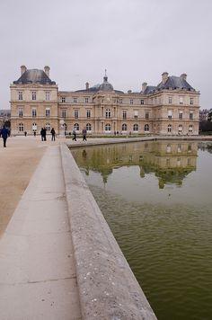 Luxembourg Gardens, Paris VI