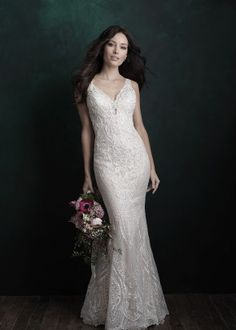 Allure Bridals is one of the premier designers of wedding dresses, bridesmaid dresses, bridal and formal gowns. Allure Couture, Wedding Dress Pictures, Bridal And Formal, Dress Out, Bridesmaid Dresses, Wedding Dresses, Formal Gowns, Bridal Gowns, Ball Gowns
