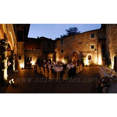 WEDDING IN TUSCANY found on Polyvore
