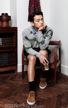 Rain with H&M spring collection @29rain #RainEffect