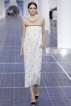 CHANEL Donna Pret a porter Parigi - primavera estate 2013 -