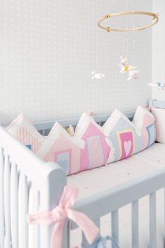 Quarto de Bebê Rosa: 60+ Fotos e Inspirações Incríveis!