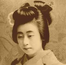 traditional geisha