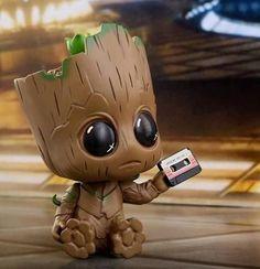 Groot: Guardiões da galáxia 2 um geek Gênero: Atributo de mercadoria unissex
