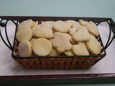 Meus melhores biscoitinhos,ficam deliciosos e derretem na boca!!! Amanteigados…