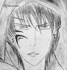 crimson spell character, prince valdrigue, sketch, drawing, manga, yaoi, art