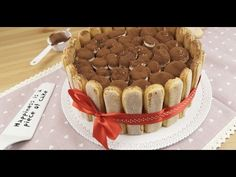 Charlotte tiramisù: The perfect cake to prepare for parties! - Cookist-YouTube
