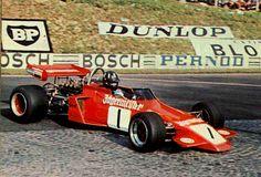 1972 Rouen (Graham Hill) Brabham BT38 - Ford BDA