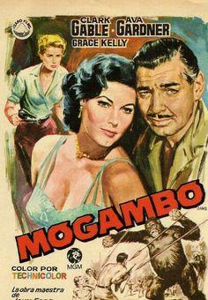 Ava Gardner , Clark Gable