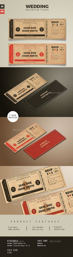 Free-Event-Ticket-Template Handmade cards Pinterest Ticket - create your own movie ticket