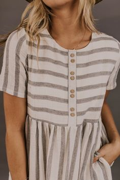 152 Best   stripe dress images  78492c487