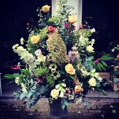 pastel colours & sweet flowers