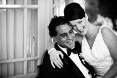 bride and groom share a laugh at their wedding at tankardstown True Romance, Cary Grant, Tie The Knots, Audrey Hepburn, Wedding Portraits, Larry, Groom, Handsome, Hollywood