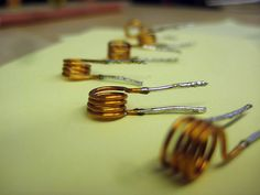 Picture of Making a Simple Air Core Inductor (Induction Coil)