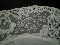 Hand lace