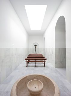 Pablo Millán, Javier Callejas Sevilla · Chapel of the Blessed Sacrament