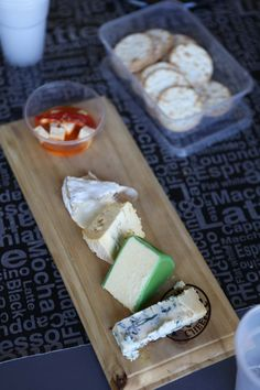 Delectable morsels at the Hunter Valley Cheese Company