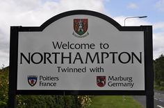 A new survey found that Northampton homes go under offer 20 days quicker than the UK average! Northampton England, Northampton Town, Fire Risk Assessment, Sister Cities, Moving To California, Historical Landmarks, Local History, Cumbria, Great Britain