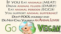 do you love animals? eat a #plantbased diet