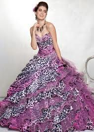 1000 images about zebra print wedding dress on pinterest for Zebra print wedding dress