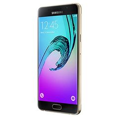 Samsung Galaxy A5 2016 A510M DUOS 16GB Unlocked GSM 4G LTE Octa-Core Android Smartphone w/ 13 Megapixel Camera - Gold - International Version, No Warranty