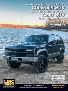 Great place to order all kinds of parts. Chevrolet Suv, Gmc Suv, Chevrolet Blazer, Chevy, Dodge Trucks, Pickup Trucks, 2 Door Tahoe, Lmc Truck, Customised Trucks