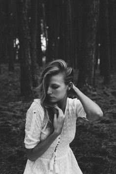 Sarah - Underneath the pines
