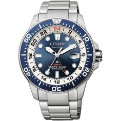 watch only time man Citizen Promaster BJ7111-86L