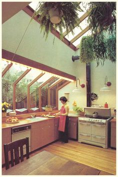 The particular Giki Tiki 80s Interior Design, Rustic Kitchen Cabinets, 70s Home Decor, D House, My Dream Home, Interior Architecture, Decoration, House Styles, Kitchen Design