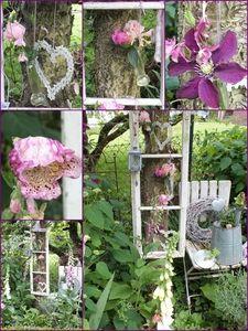 <p> <strong>Es duftet so herrlich im Garten! Bei Euch auch? Die Rosen, das Geißblatt, die Pfingstrosen......</strong></p> <p> <strong>Meine Fingerhüte treiben seltsame Blüten (links Mitte), ja bei diesem herbstlichen Wetter kein Wunder...</strong></p>
