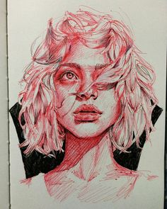 Art Auctions for Drawings – Viral Gossip Art Inspo, Inspiration Art, Sketchbook Inspiration, Art Drawings Sketches, Sketch Drawing, Drawing Ideas, Biro Drawing, Observational Drawing, L'art Du Portrait